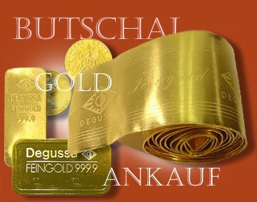 Goldankauf Heirich Butschal